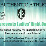 It's Ladies' Night Out at The Authentic Athlete of Fairfield!