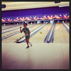 Let's bowl, let's bowl, let's rock and roll!