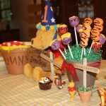 """""""You Are Invited . . ."""" Home Birthday Parties Made Easy"""