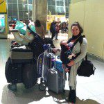 Globe Totters: Getting through the Airport with Baby!