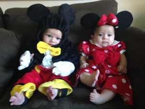 We need somewhere to go, so I can show off these adorable costumes!