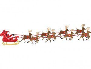 ist2_2187016-santa-claus-and-his-reindeer