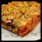 Christmas Cookie Recipe: Oatmeal Carmelitas