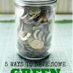 5 Ways to Save Some Green in 2014
