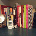A few of the tools in my meal planning tool belt!  (baby monitor excluded)