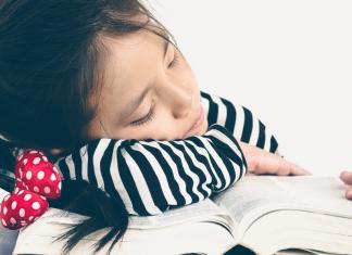 school-aged children and sleep