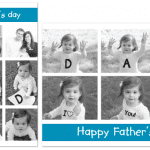 Treat Photo Cards for Father's Day