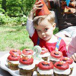A Sesame Street Birthday for Baby B