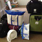 Excess Baggage: Packing for a Trip with a Toddler