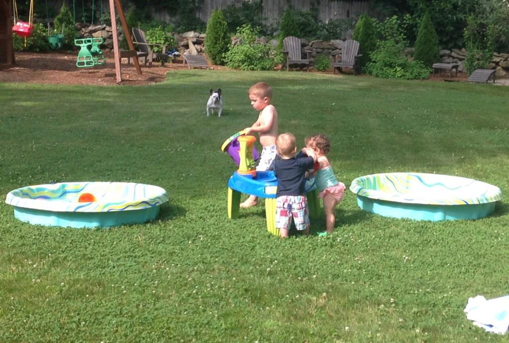 10 Fun Backyard Activities