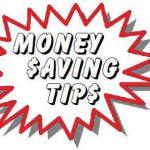 Lazy Money Saving Tips