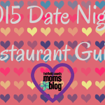 2015 Date Night Restaurant Guide