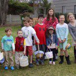 Organizing a Neighborhood Egg Hunt