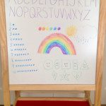Teaching my Toddler: ABC, 123, Colors, and Shapes
