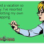 All by myself…time for a solo vacation {Mom Confessions}