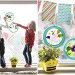 Spring Sun Catchers: Bringing Spring Inside