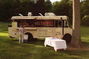 melt truck image
