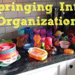 Springing into Organization
