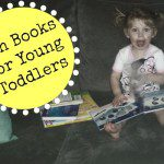 Fun Books for Young Toddlers