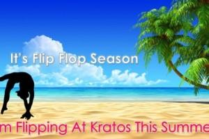 flipping at kratos
