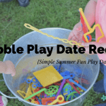 Bubble Play Date Recap {Simple Summer Fun Play Date Series}