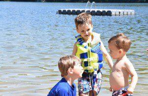 Boys at Martin Park