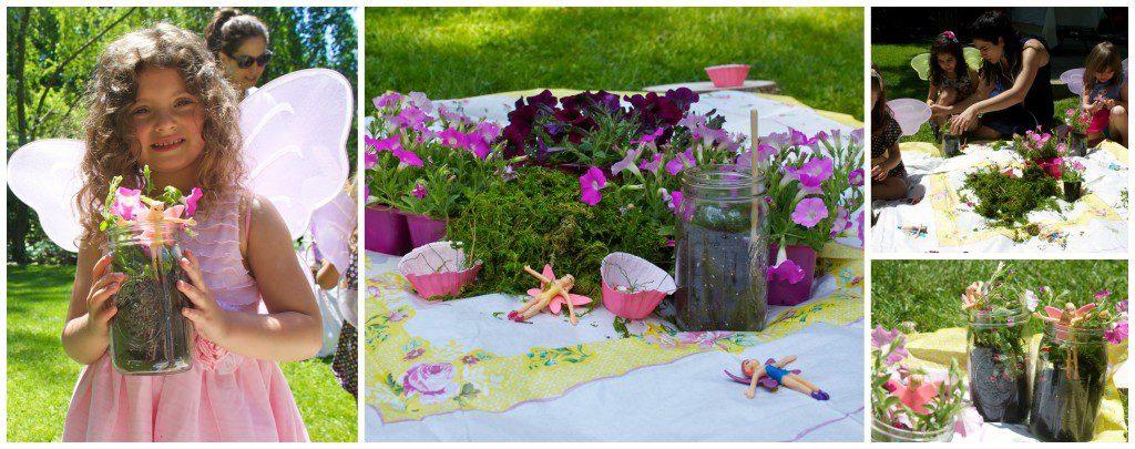 LuCk Fairy Garden Par Tea