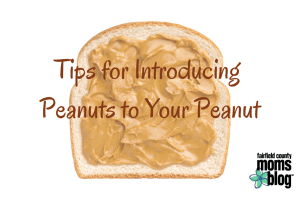 Tips for Introducing Peanuts to Your Peanut