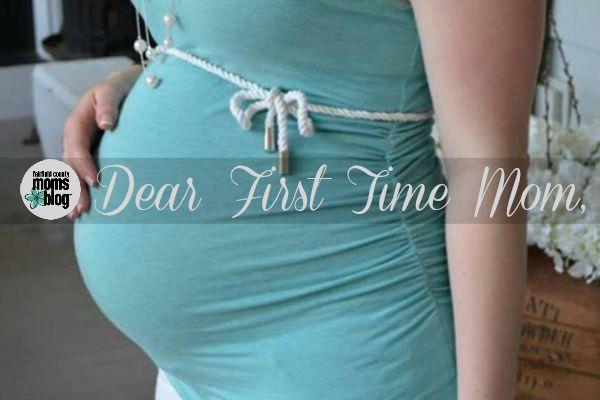 Dear First Time Moms | Fairfield County moms Blog