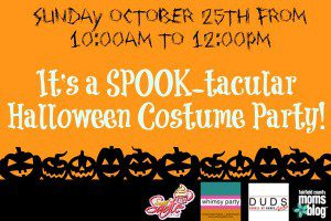 Spooktacular Halloween Costume Party
