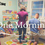 One Morning With Aarika {A Photo Essay Series}