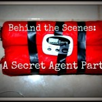 Behind the Scenes: A Secret Agent Spy Party