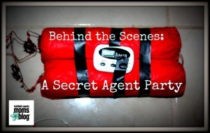 Spy Party FCMB