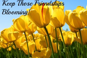 Friendships Blooming
