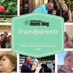 Things only grandparents can get away with…