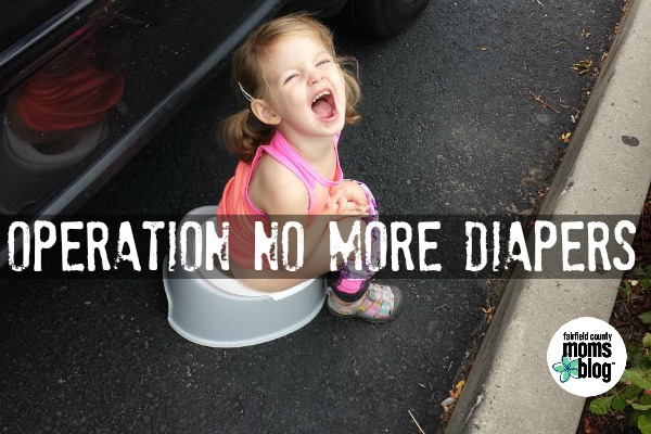 Fairfield County Moms Blog | Operation No More Diapers