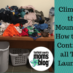 Climbing the Mountain – How to get control of all that laundry!