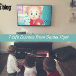 7 Life Lessons from Daniel Tiger