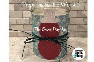 The Snow Day Jar