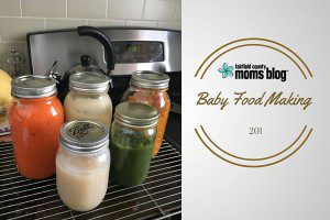baby food making