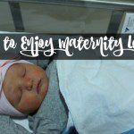 How to Enjoy Maternity Leave