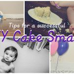Tips for a successful DIY Cake Smash!