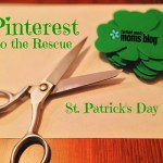 Pinterest to the Rescue :: St. Patrick's Day Ideas
