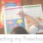 Teaching My Preschooler