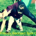 Kid-Friendly Backyard Boot Camp