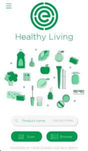 EWG healthy living