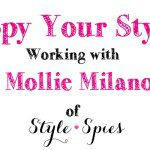 I Spy Your Style: Working with Mollie Milano of Style Spies