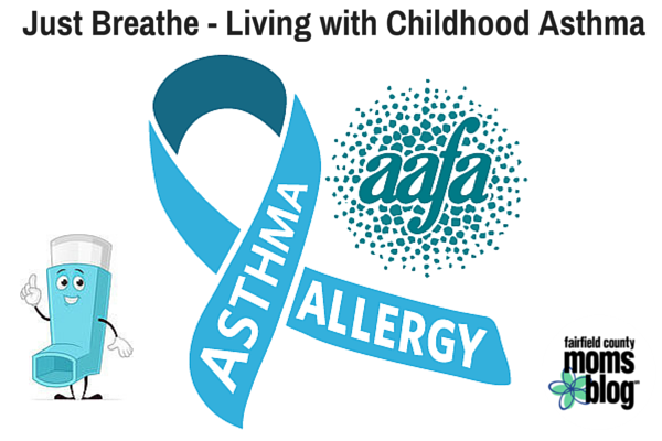Just Breathe - Living with Childhood Asthma