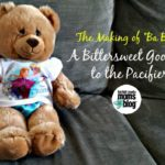 """The Making of """"Ba Bear"""": A Bittersweet Goodbye to the Pacifier"""