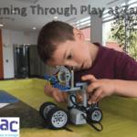 Learning Through Play at Zaniac of Westport